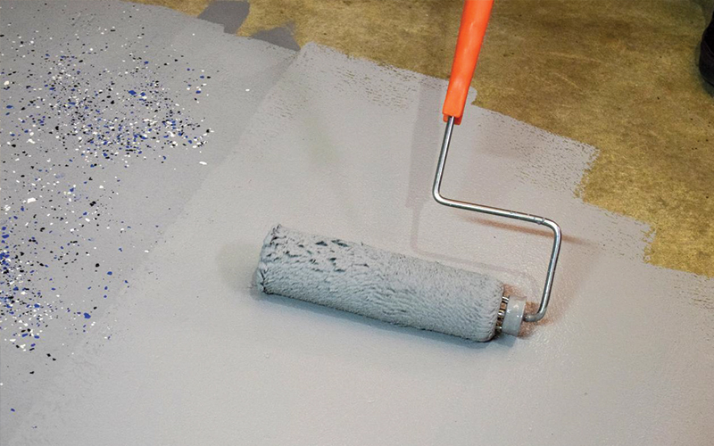phương pháp của dịch vụ sơn nước