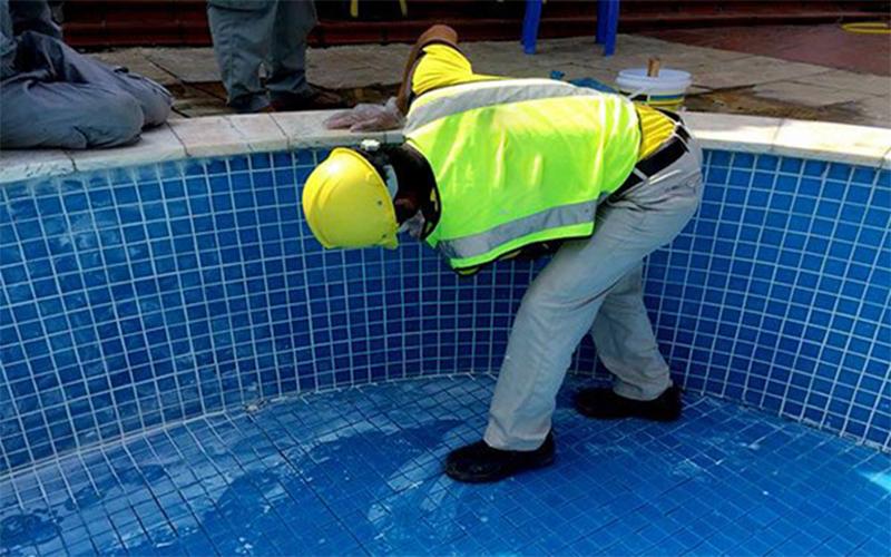 dịch vụ chống thấm bể nước