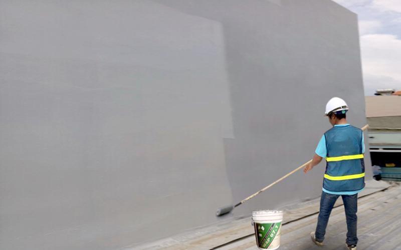 Dịch vụ chống thấm khu vực âm tường