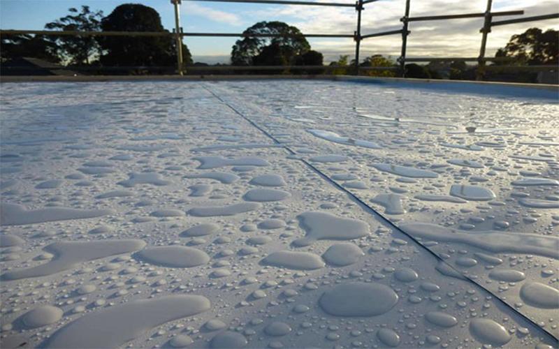 dịch vụ chống thấm khu vực mái