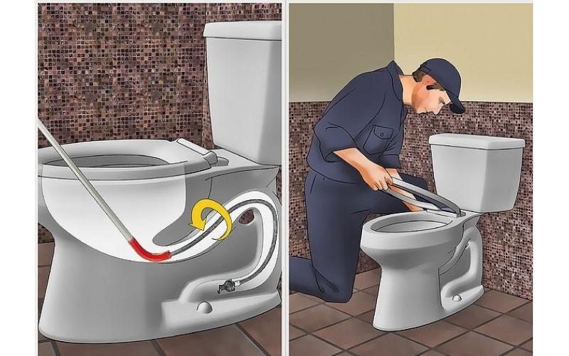 Dịch vụ cấp thoát nước sữa chữa thay mới bồn cầu
