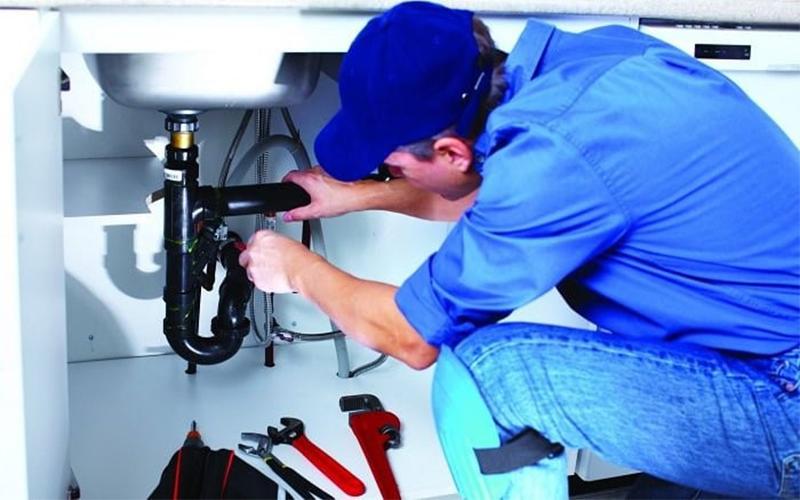 dịch vụ sửa chữa và lắp đặt đường ống nước