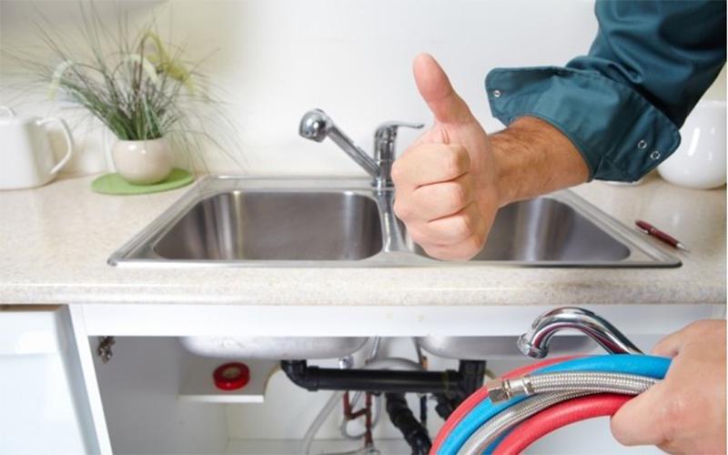 Lắp đặt đường ống nước
