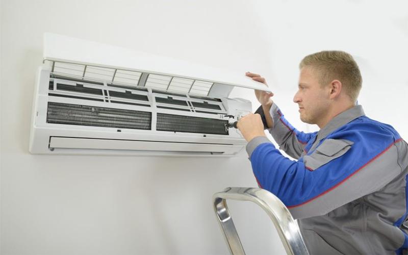 dịch vụ tháp lắp và di dời máy lạnh