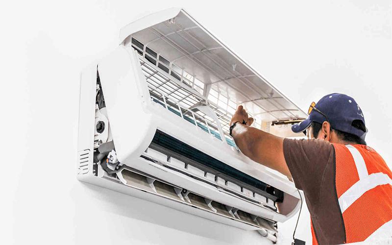 dịch vụ tháo lắp và di dời máy lạnh