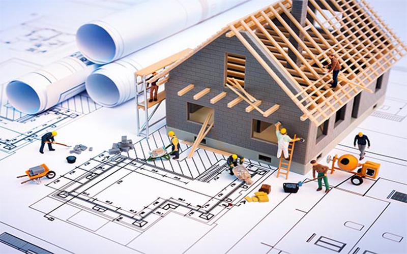 dịch vụ xây dựng cơ bản
