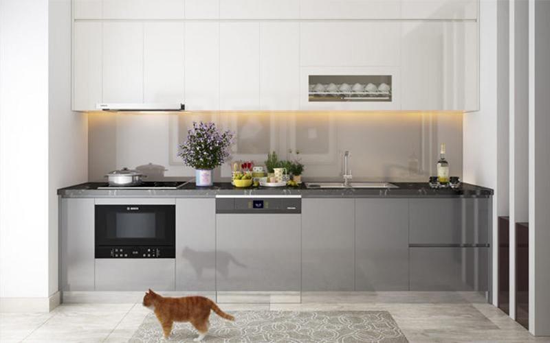 dịch vụ thi công nội thất nhà bếp