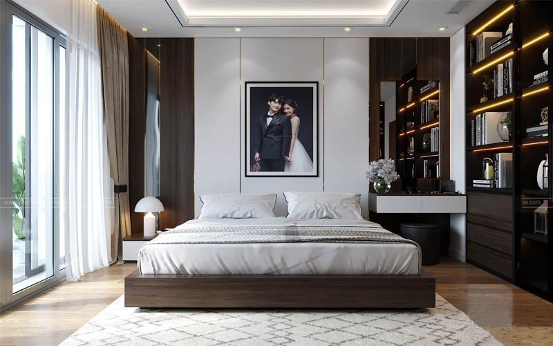 dịch vụ thi công nội thất phòng ngủ