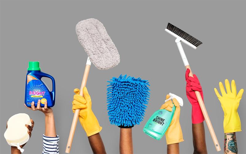 dịch vụ vệ sinh chung
