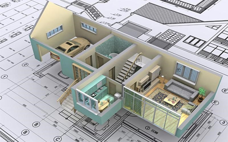 dịch vụ thiết kế kết cấu kiến trúc