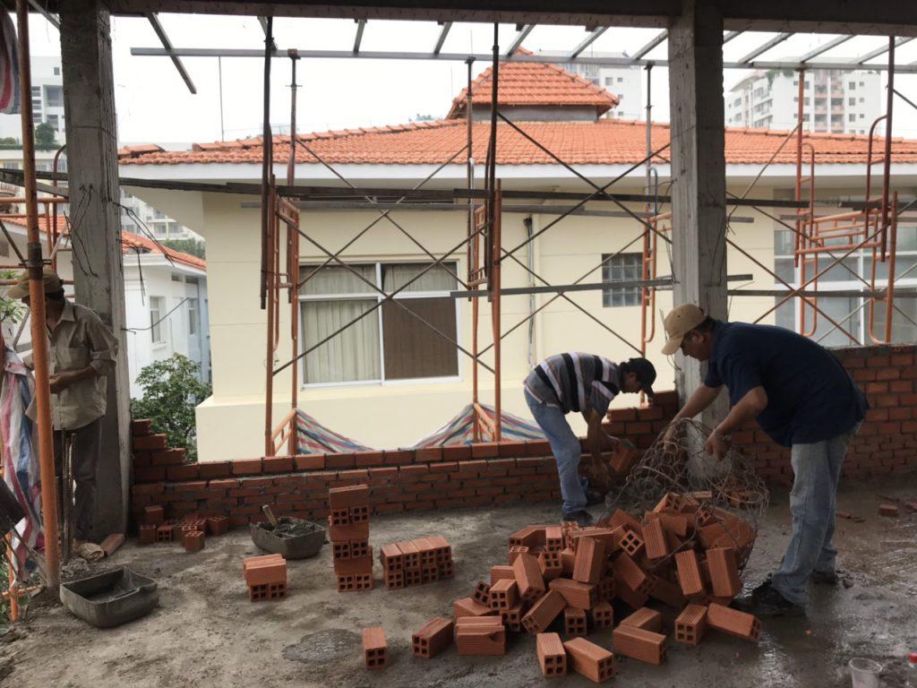 dịch vụ xây dựng cơ bản - Bảo trì F24 -3