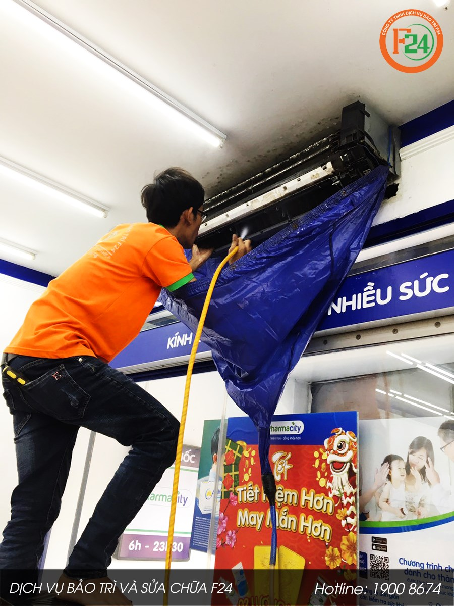 Sửa Chữa Máy Lạnh Tại Nhà - Khắc Phục Triệt Để Mọi Hư Hỏng