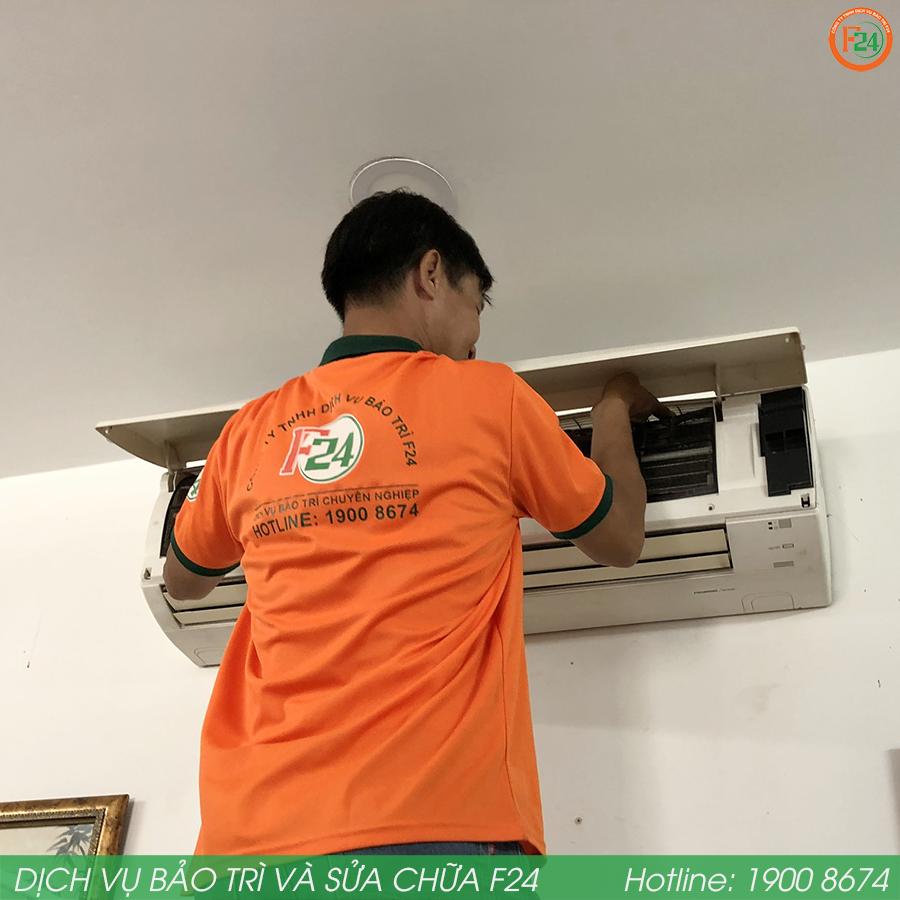 Cách Sửa Chữa Máy Lạnh Bị Nghẹt Gas