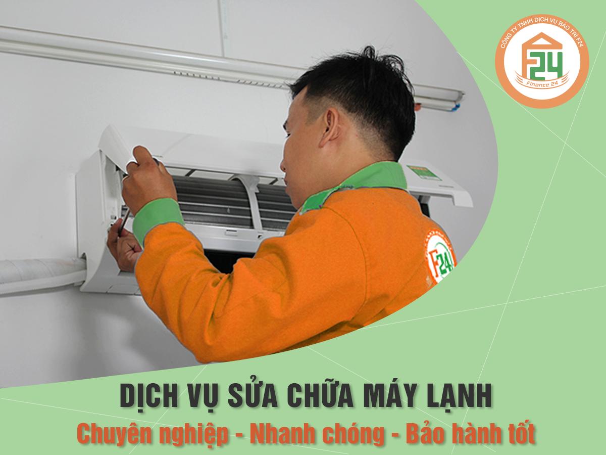 Dịch Vụ Lắp Đặt Máy Lạnh Quận 8 | Cam Kết Bảo Hành Chính Hãng